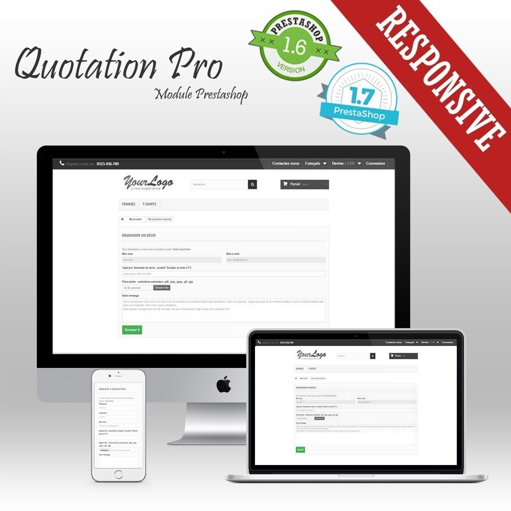 module - Angebotsmanagement - Quotation Pro - 1