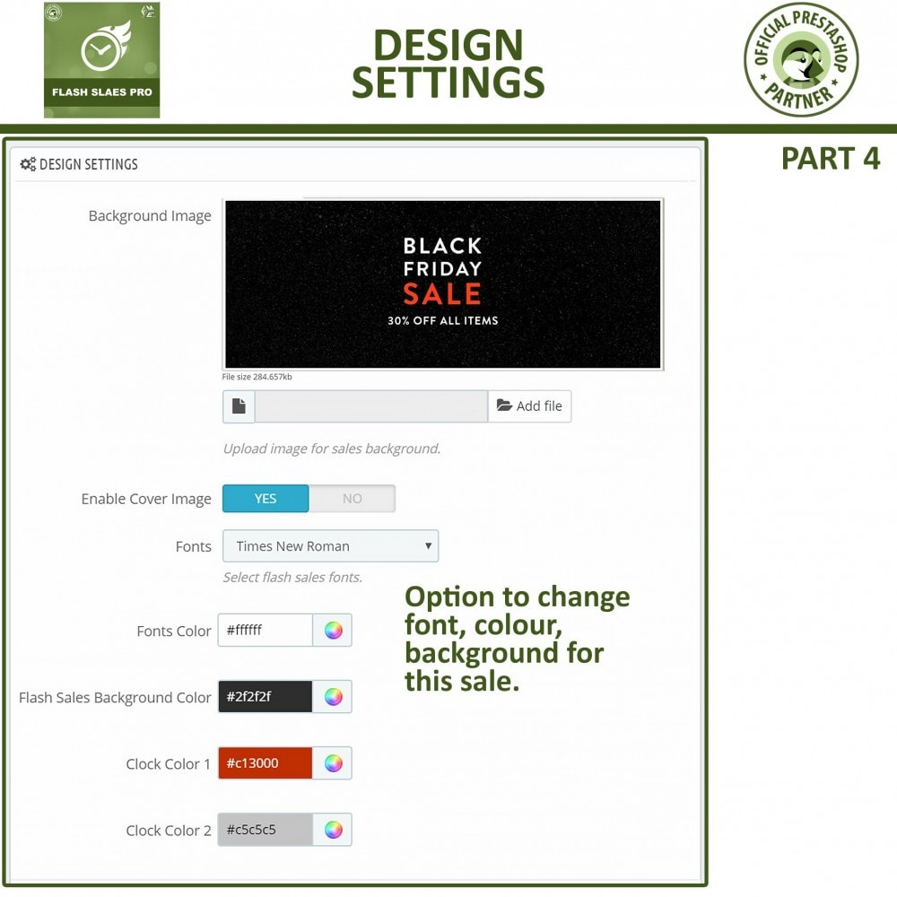 module - Flash & Private Sales - Flash Sales Pro - Discount with Countdown Timer - 13