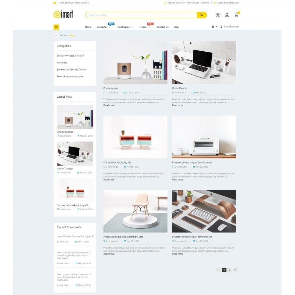 theme - Eletrônicos & High Tech - iMart Supermarket Store - 7