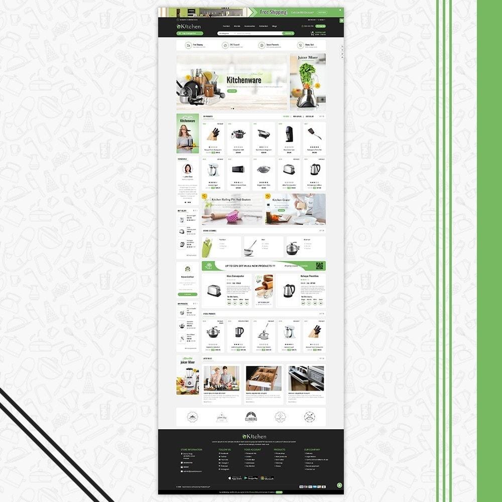 theme - Home & Garden - Kitchen Shop - 2