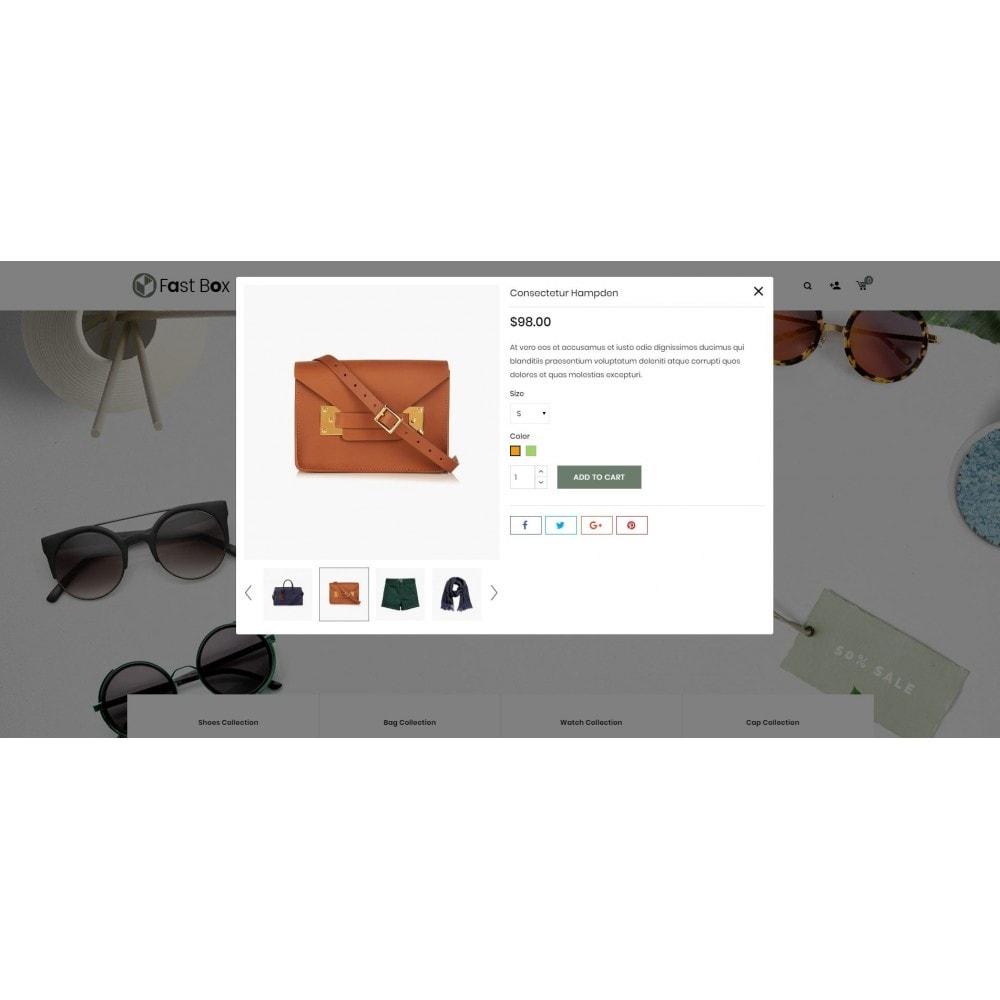 theme - Fashion & Shoes - Fast Box - Multipurpose Store - 6