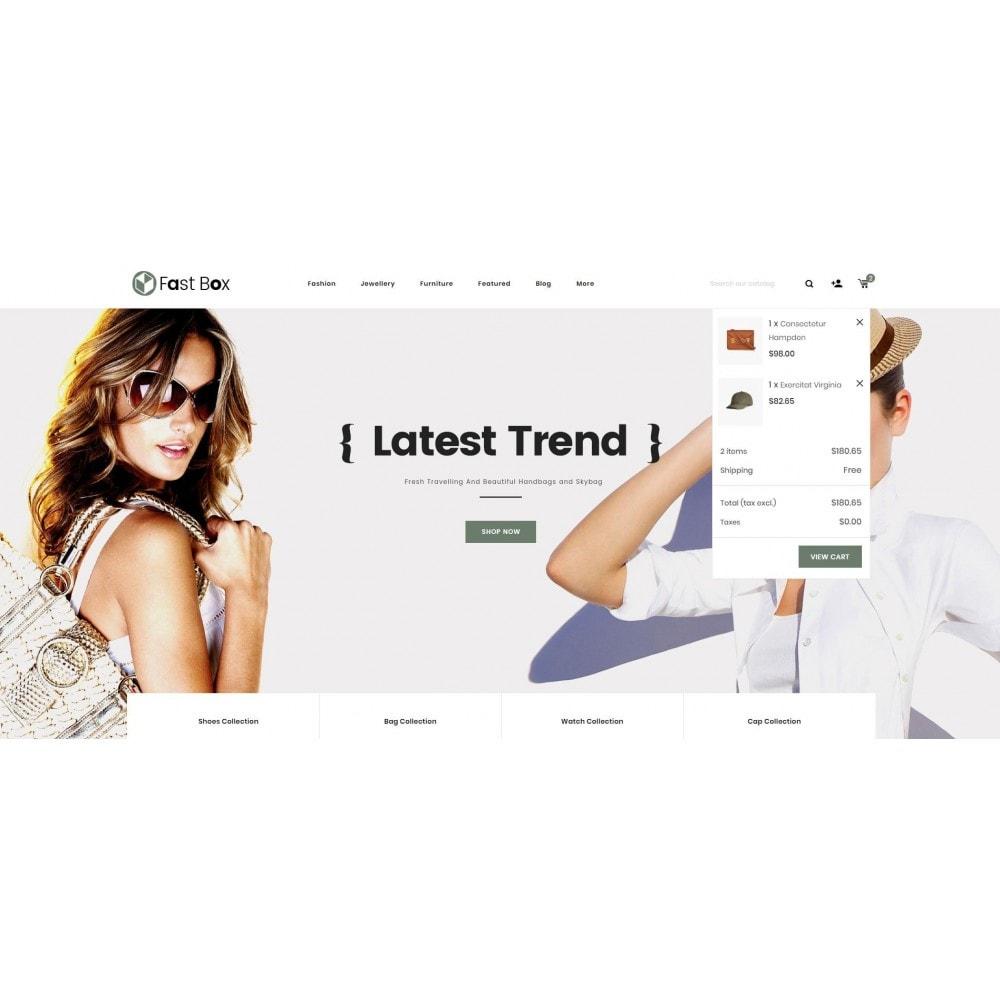 theme - Fashion & Shoes - Fast Box - Multipurpose Store - 7