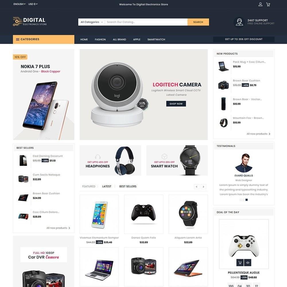 theme - Electronics & Computers - Digital Electronics Store - 2