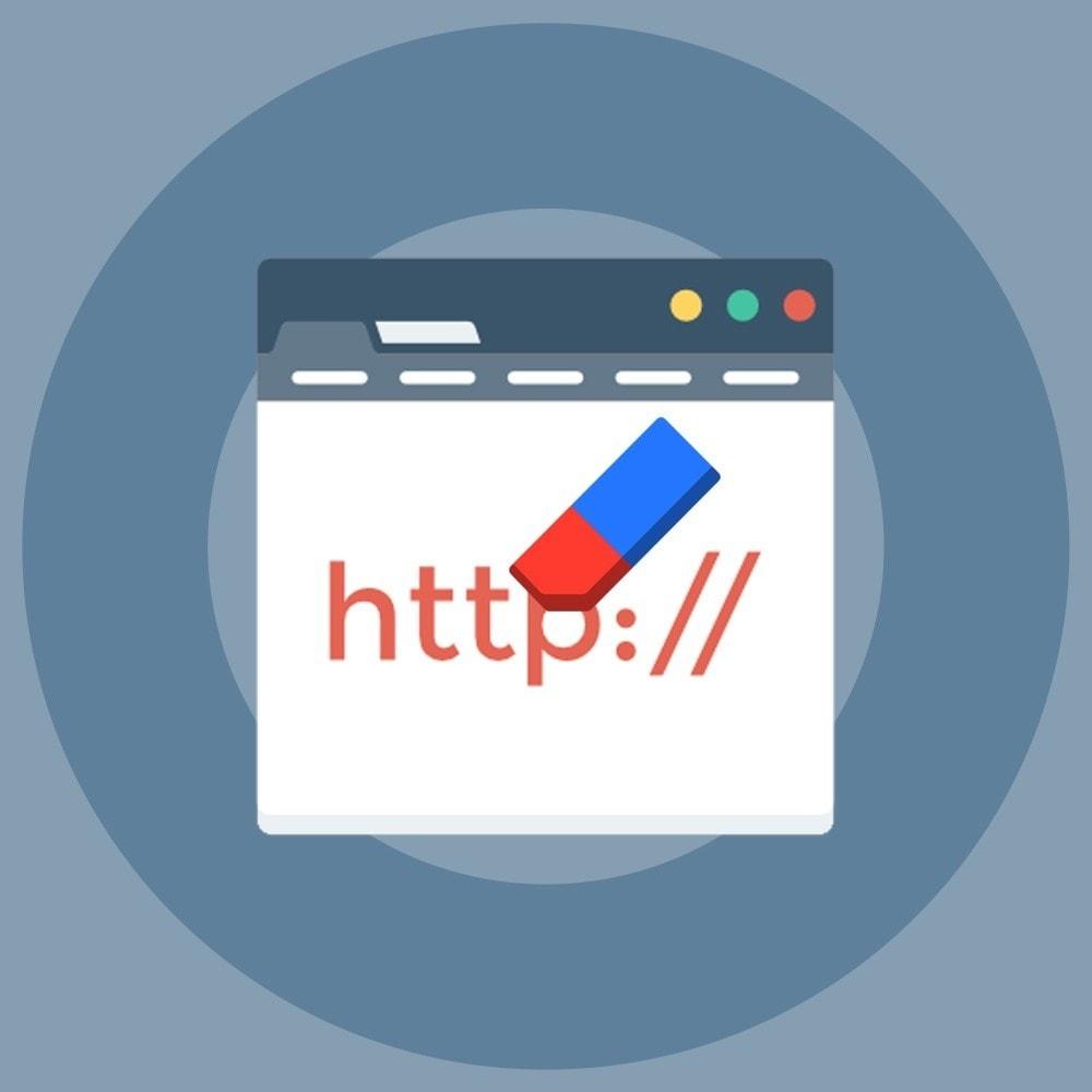 module - URL & Przekierowania - Knowband - SEO Pro - Clean URLs & 301/302/303 Redirects - 1
