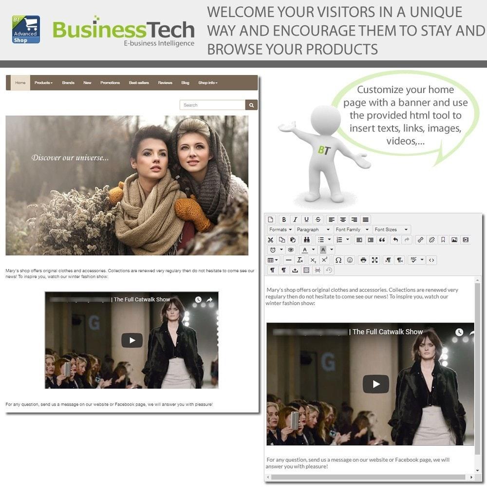 module - Productos en Facebook & redes sociales - Advanced Shop for Fan Page - 7