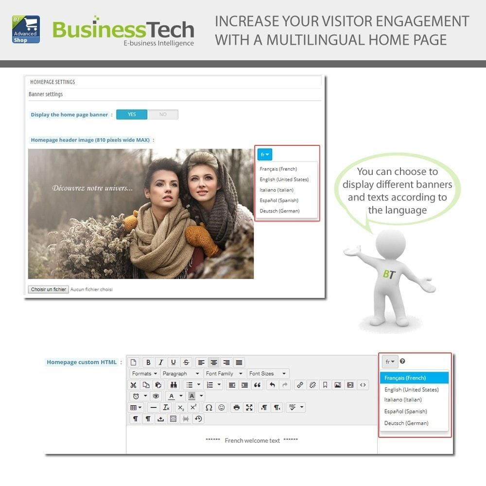 module - Productos en Facebook & redes sociales - Advanced Shop for Fan Page - 8