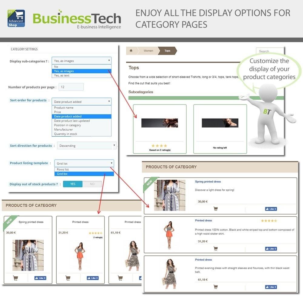 module - Productos en Facebook & redes sociales - Advanced Shop for Fan Page - 10