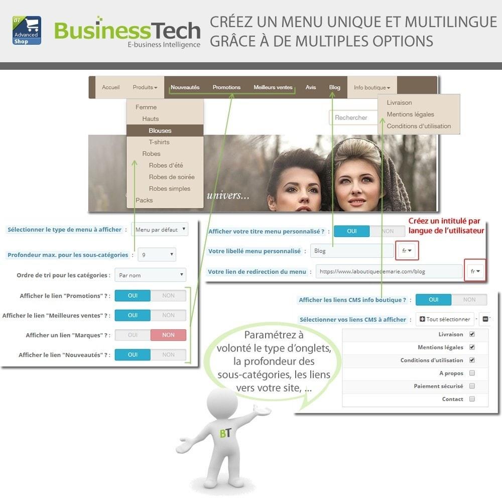 module - Produits sur Facebook & réseaux sociaux - Advanced Shop for Fan Page - 5