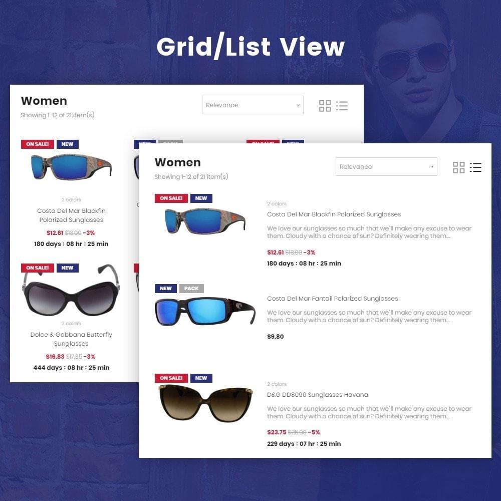 theme - Jewelry & Accessories - Kley - Sunglasses Store - 3