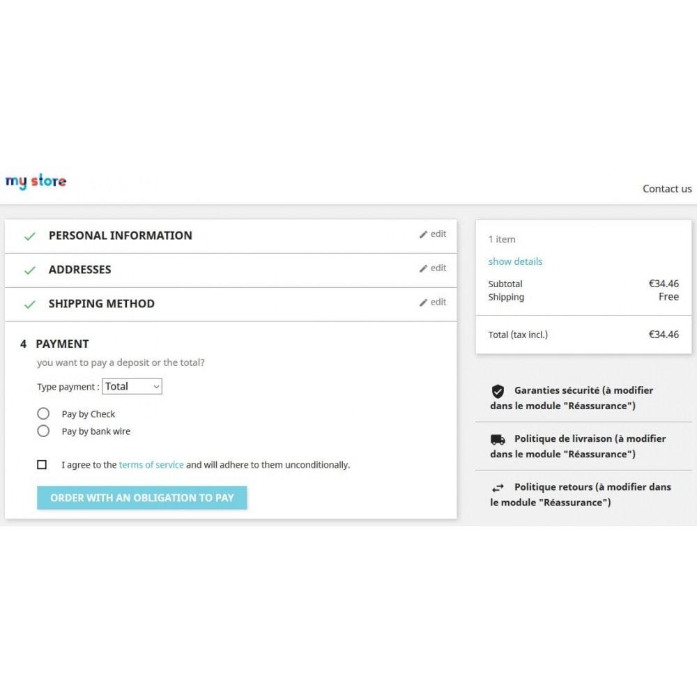 module - Inne środki płatności - Installment payment when ordering - 3