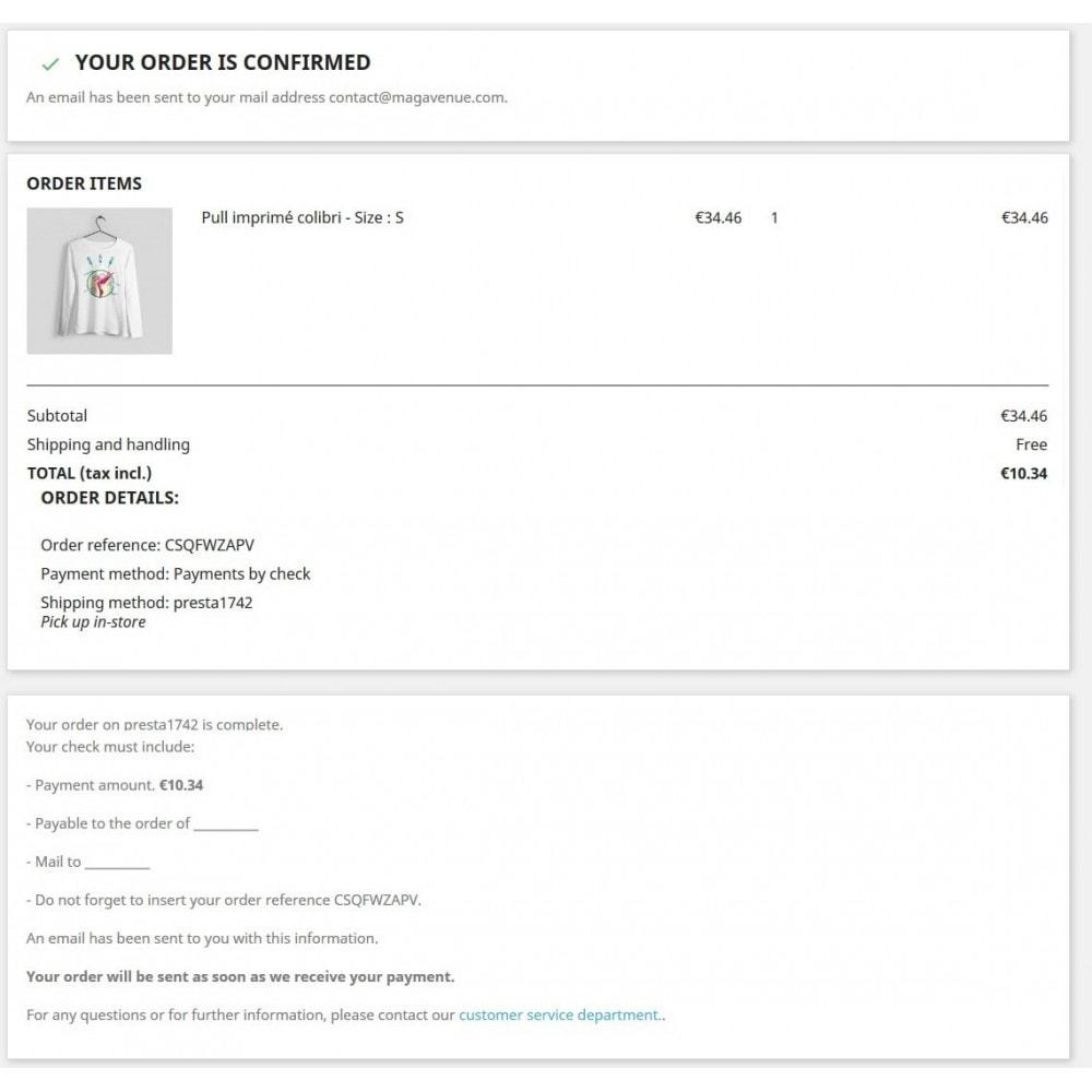 module - Inne środki płatności - Installment payment when ordering - 4