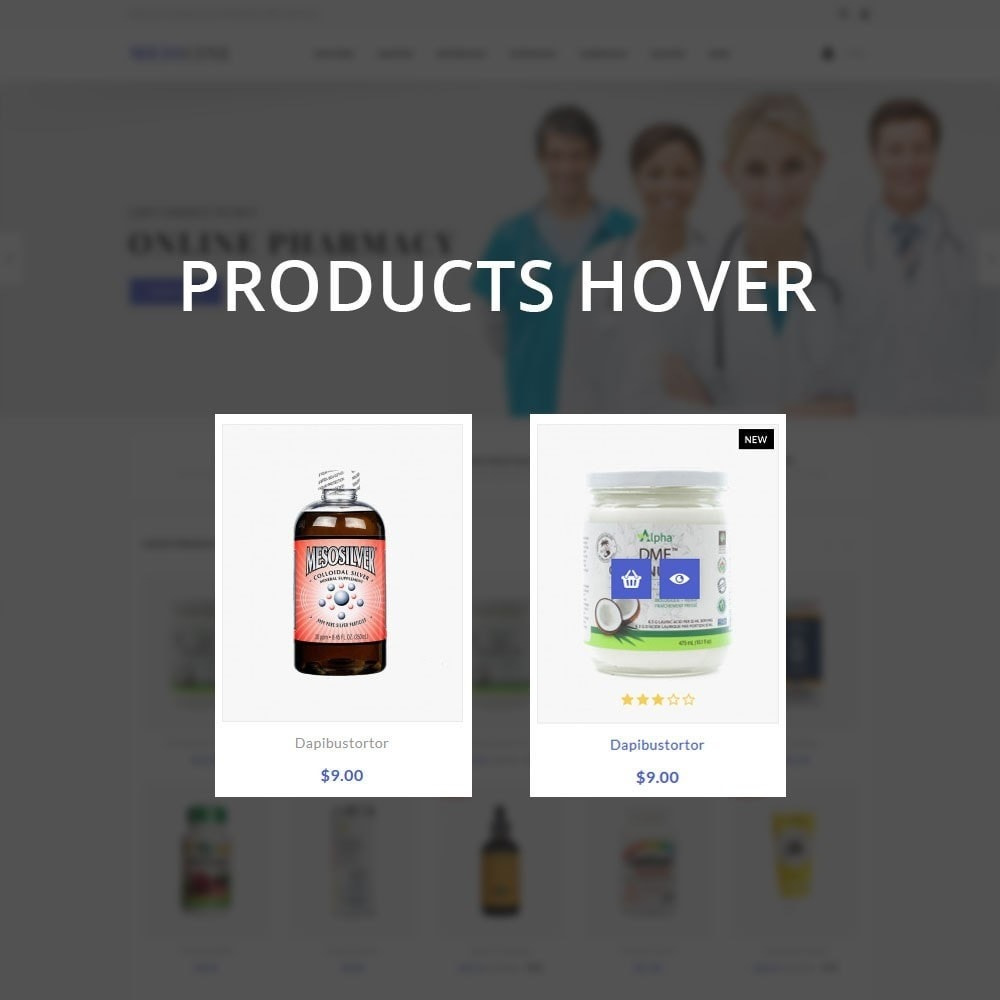theme - Health & Beauty - Medicine - The Medical Store - 11