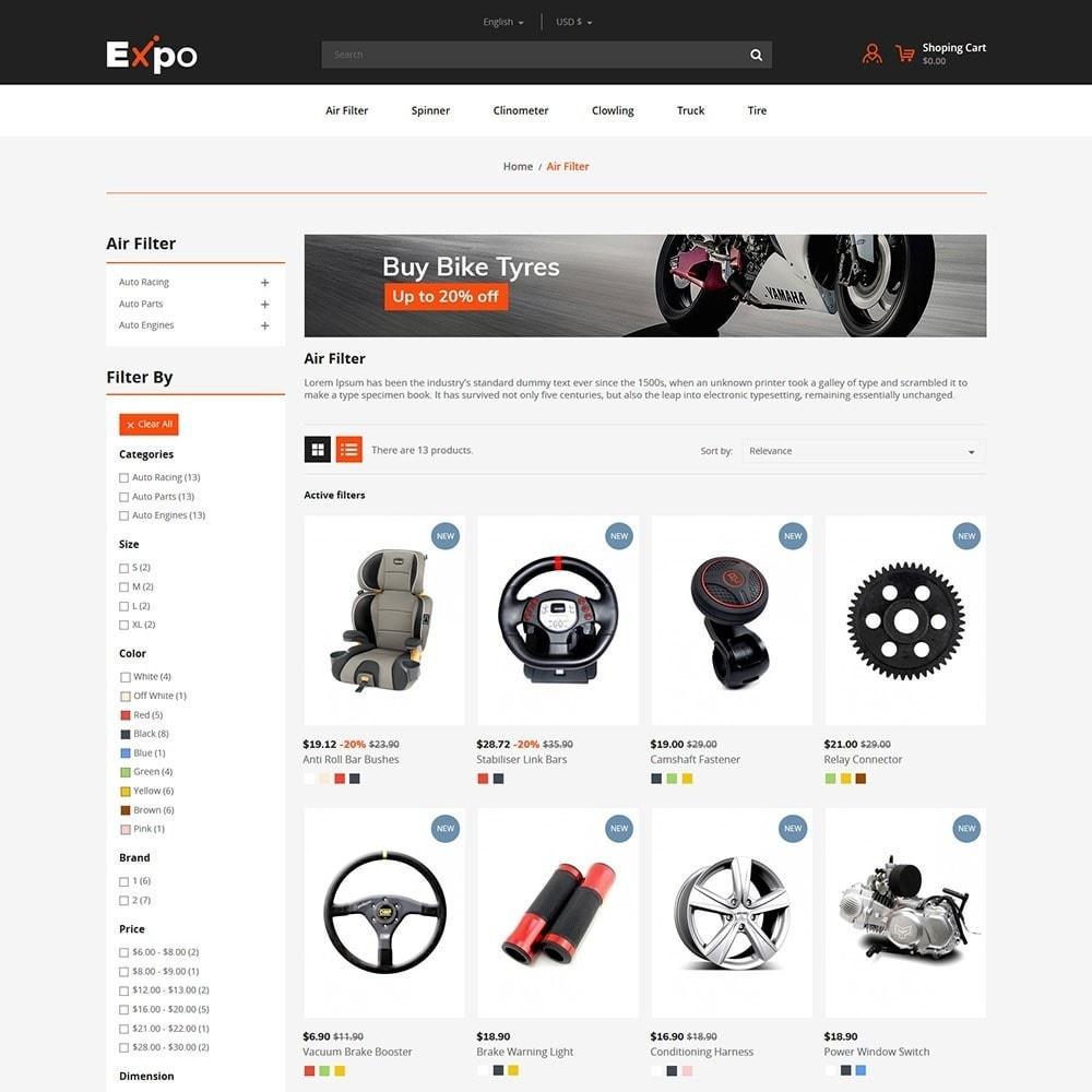 theme - Auto & Moto - Strumento - Auto Store - 4