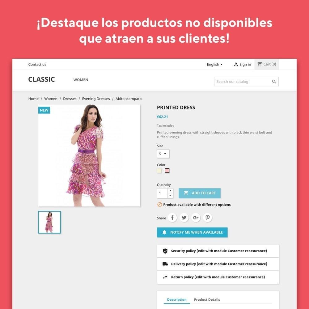 module - E-mails y Notificaciones - Mr Shop Mail Alerts - 2