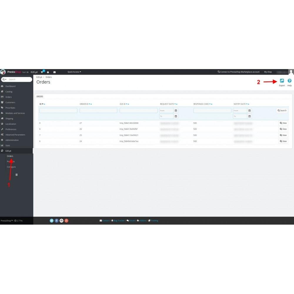 module - Data Integraties (CRM, ERP...) - ERP Sync - PRIMAVERA / SAGE / PHC / ARTSOFT - 4