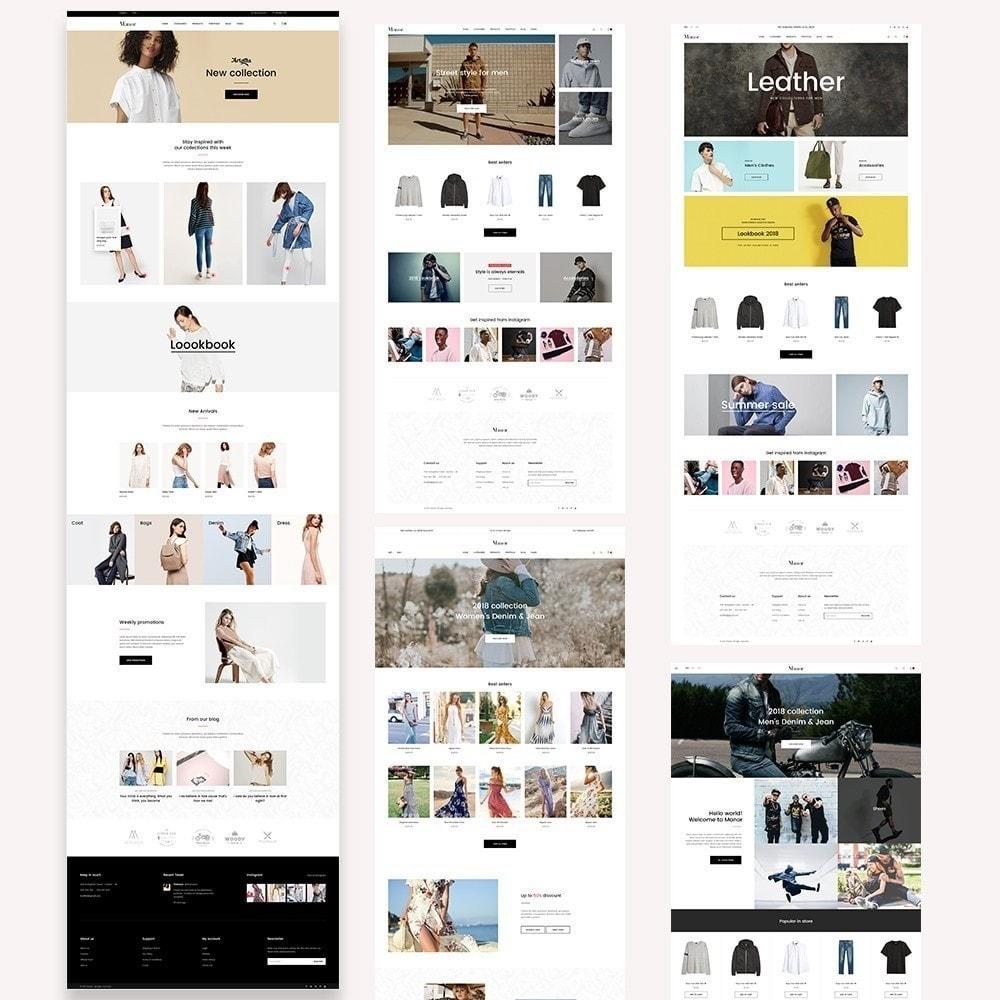 theme - Moda y Calzado - Manor Fashion Store - 2