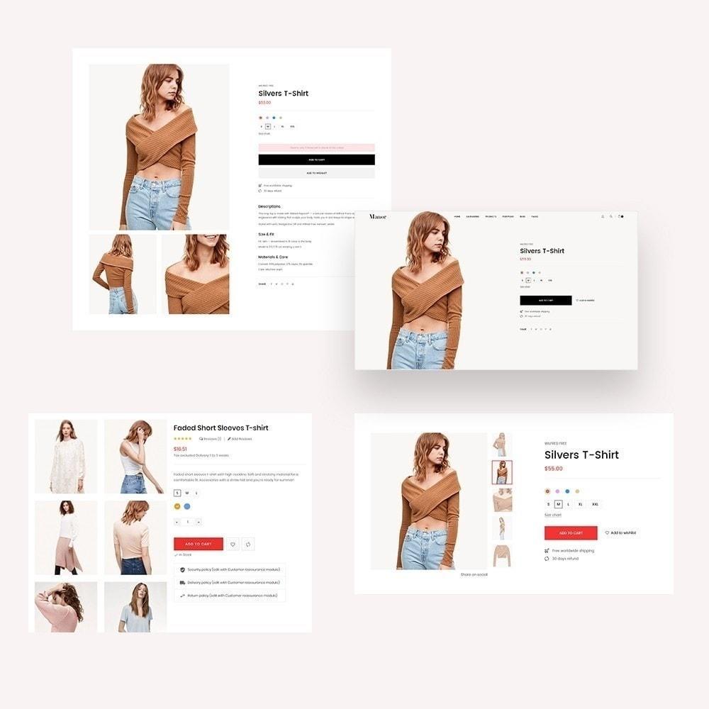 theme - Moda y Calzado - Manor Fashion Store - 3