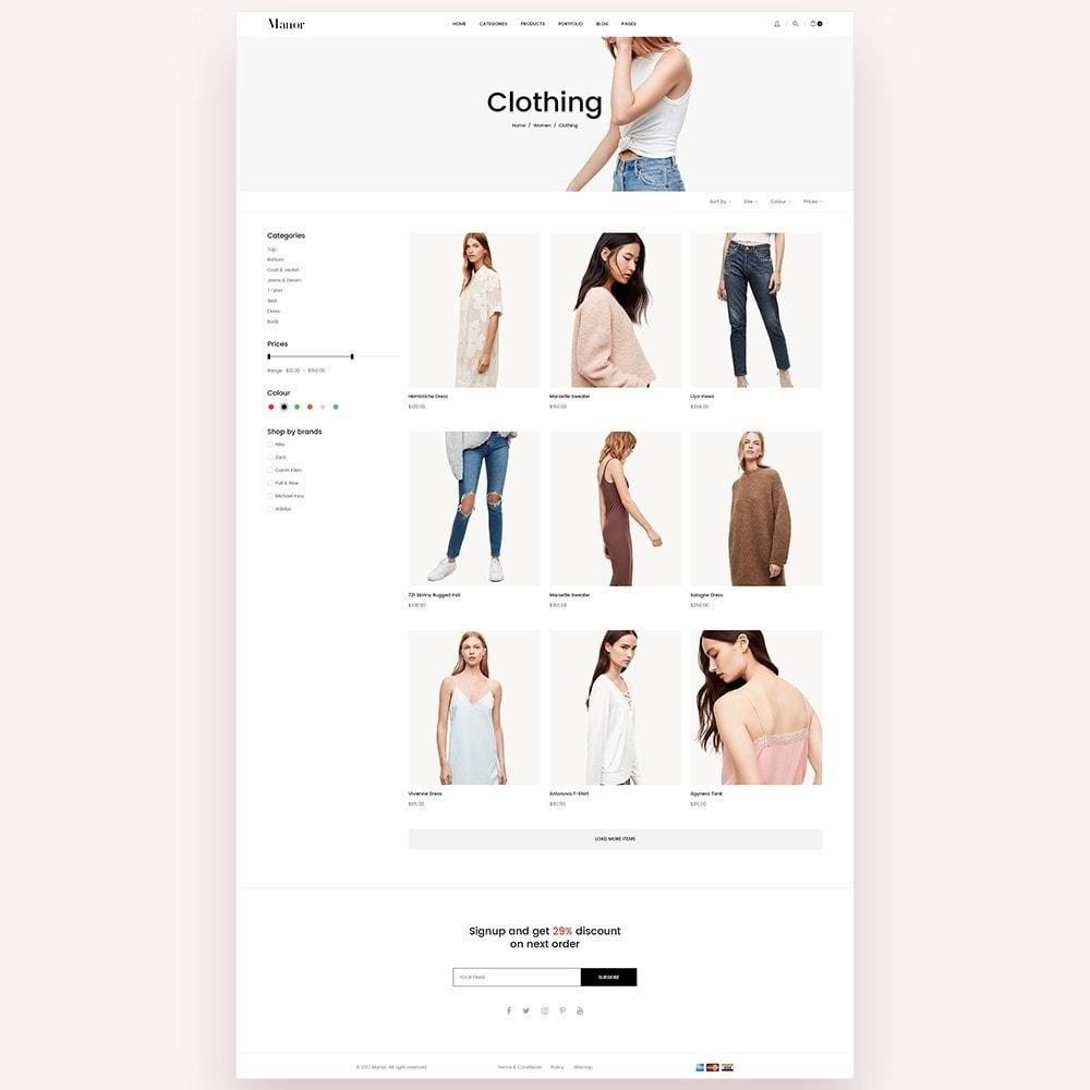 theme - Moda y Calzado - Manor Fashion Store - 4