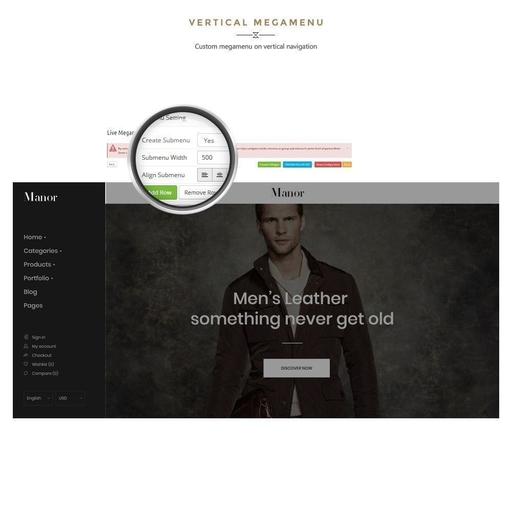 theme - Moda y Calzado - Manor Fashion Store - 8