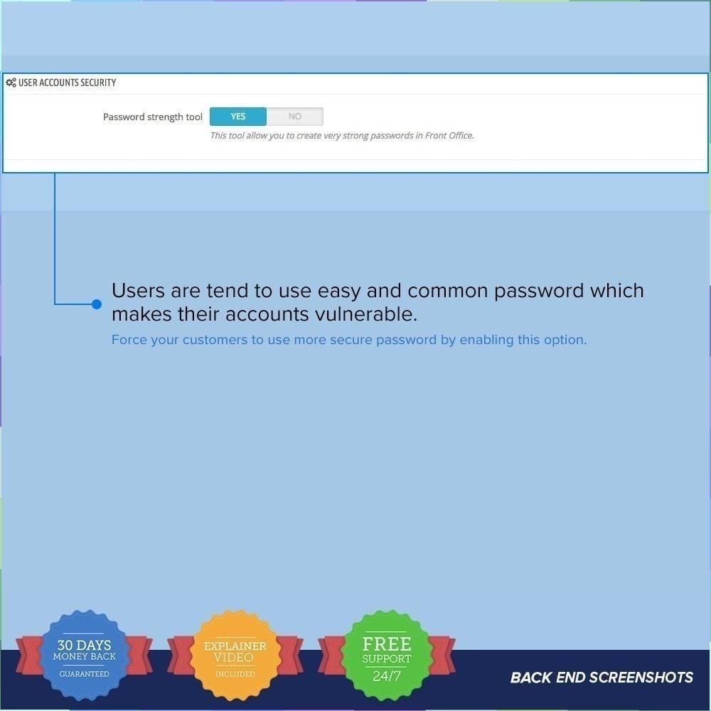 module - Security & Access - Protezione per il Negozio PRO / Anti Hack - 5