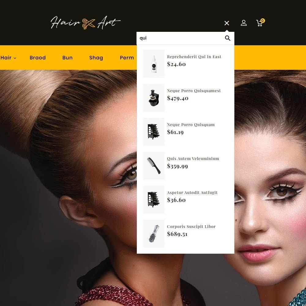 theme - Health & Beauty - Hair Barber & Therapy - 12