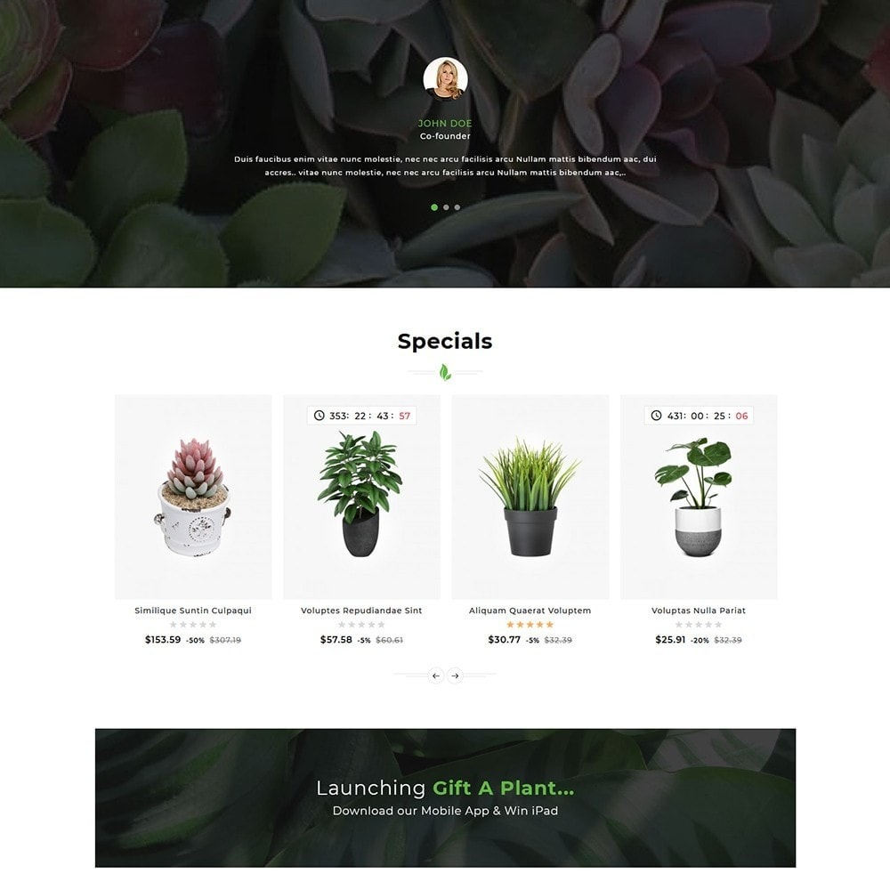 theme - Casa & Giardino - Nursery Plant & Garden Tools - 4