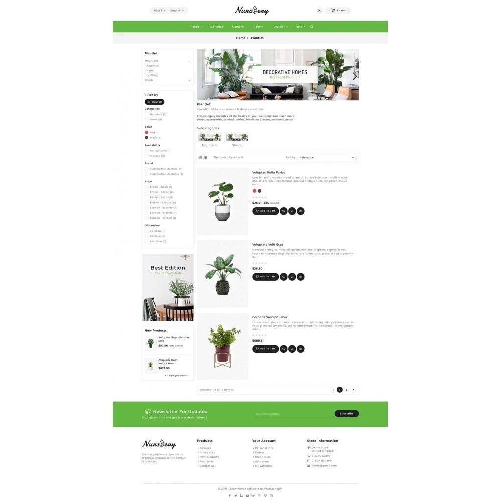 theme - Casa & Giardino - Nursery Plant & Garden Tools - 6