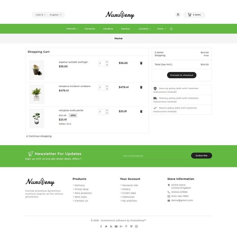 theme - Casa & Giardino - Nursery Plant & Garden Tools - 8