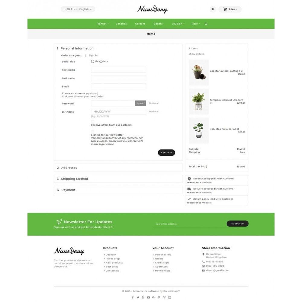 theme - Casa & Giardino - Nursery Plant & Garden Tools - 9