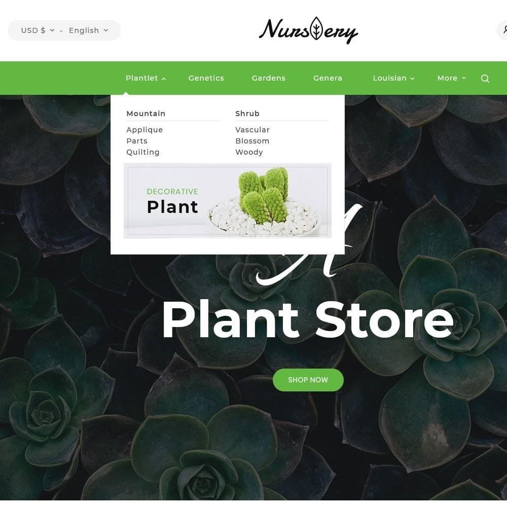 theme - Casa & Giardino - Nursery Plant & Garden Tools - 11