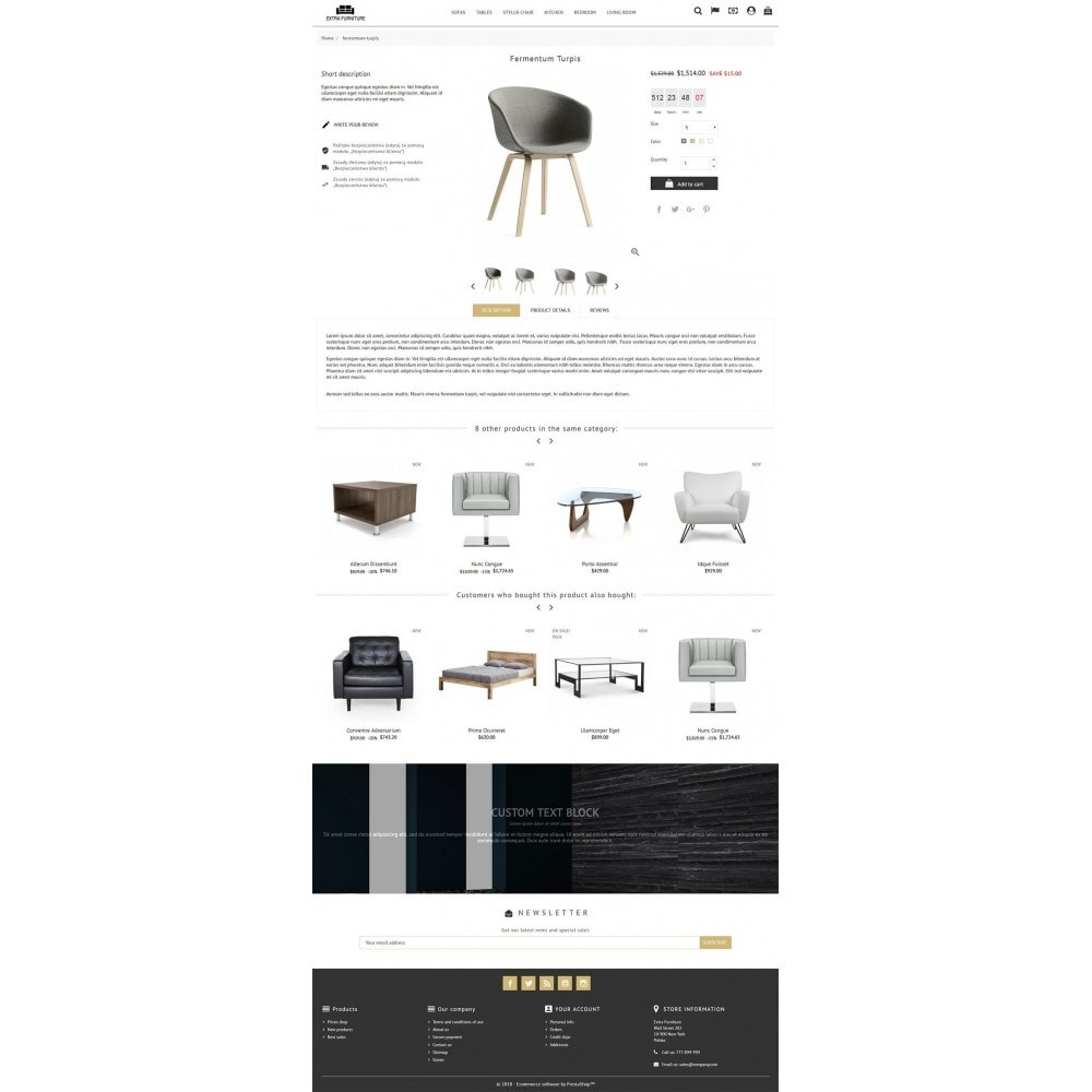 theme - Dom & Ogród - Extra Furniture - 4