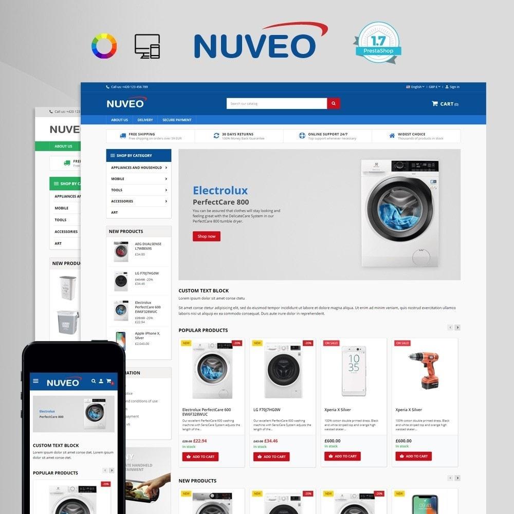 theme - Дом и сад - Nuveo - 1