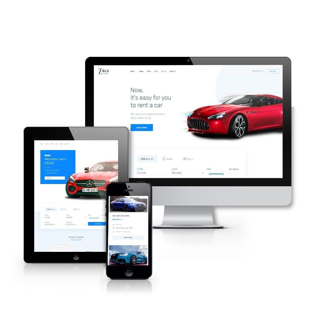 theme - Sport, Attività & Viaggi - Leo Rent Car - 2