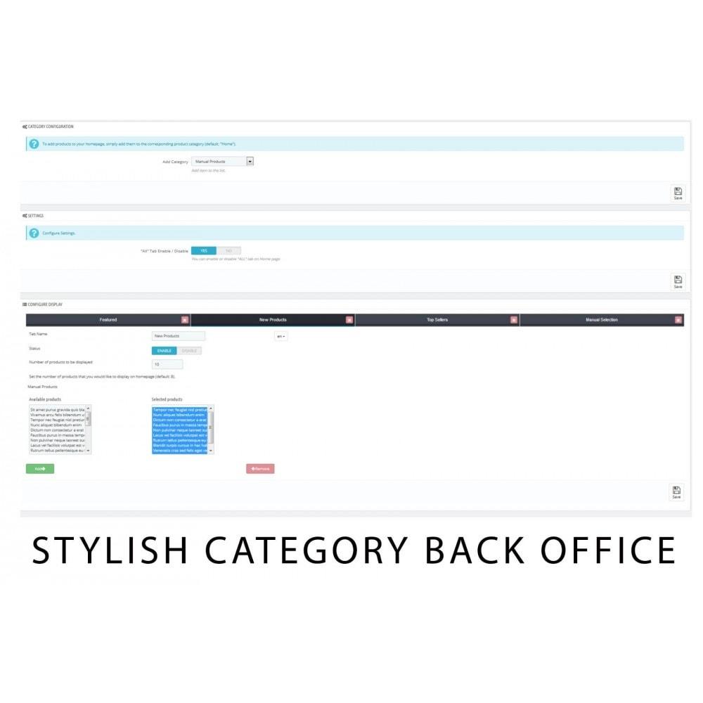theme - Fashion & Shoes - Atelier Fashion Multipurpose HTML5 - 3