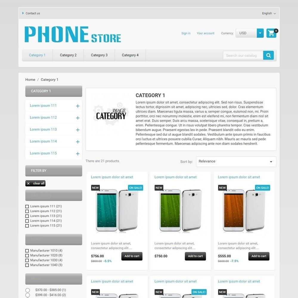 theme - Eletrônicos & High Tech - PhoneStore - 3