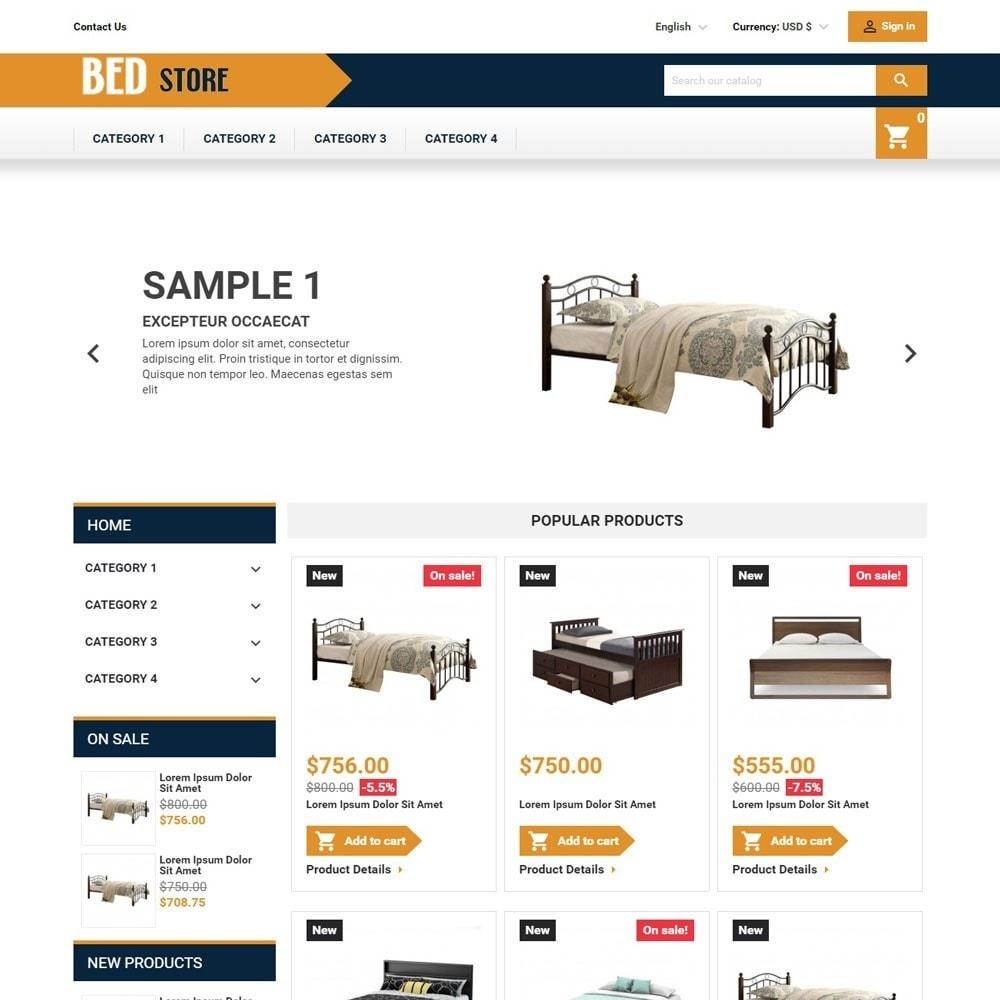 theme - Casa & Giardino - BedStore - 2