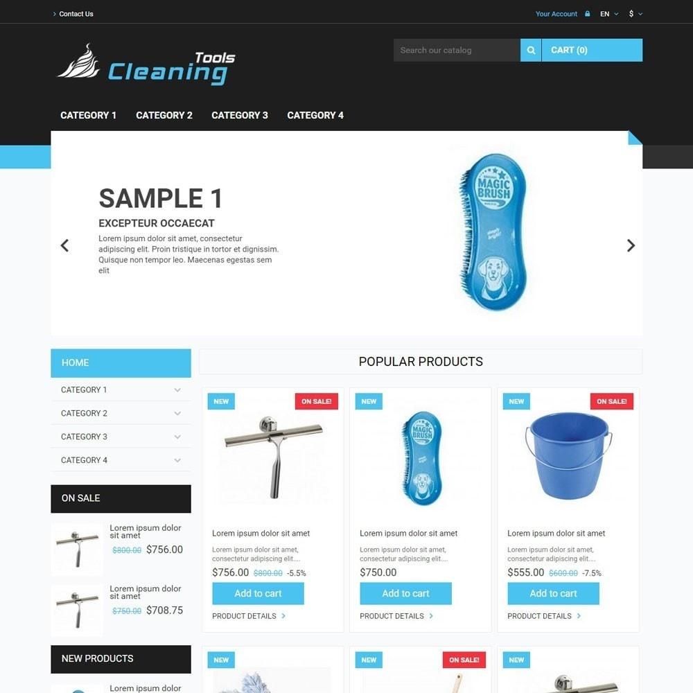 theme - Casa & Jardins - CleaningTools - 2