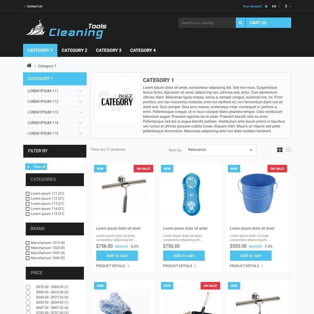 theme - Casa & Giardino - CleaningTools - 3