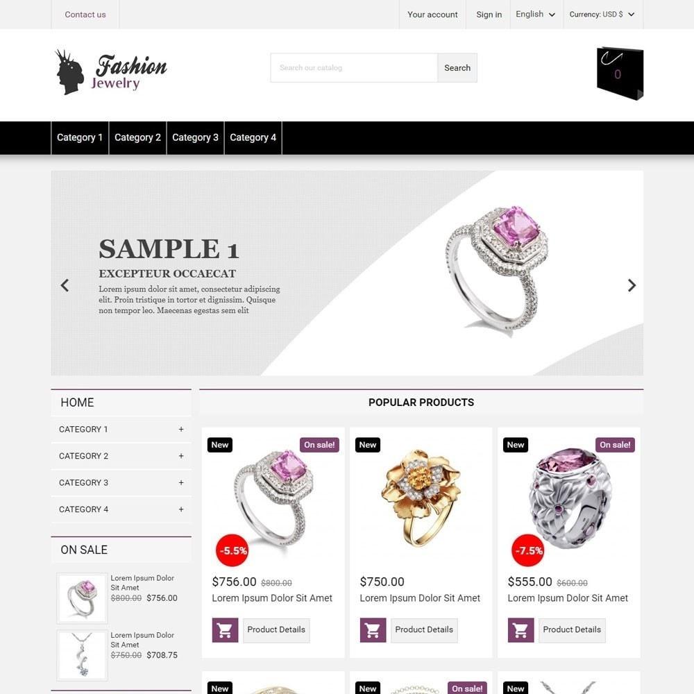 theme - Jewelry & Accessories - FashionJewelry - 2