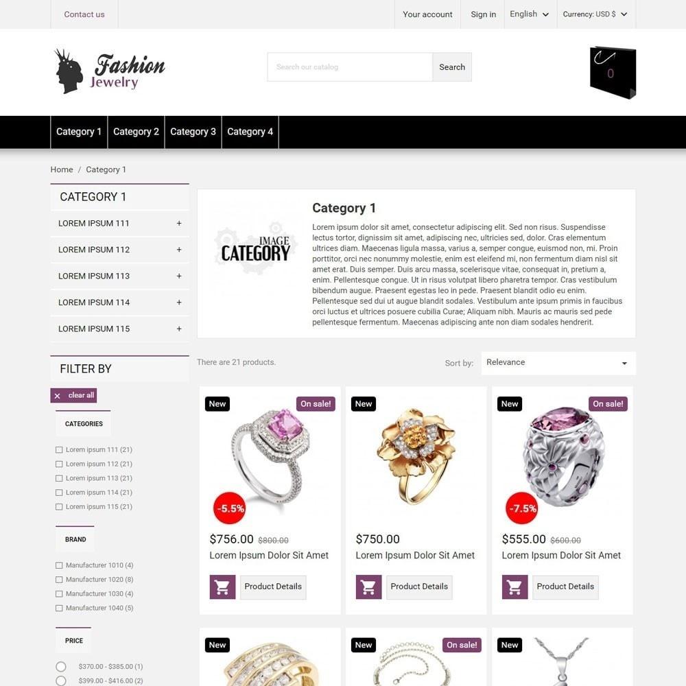 theme - Jewelry & Accessories - FashionJewelry - 3