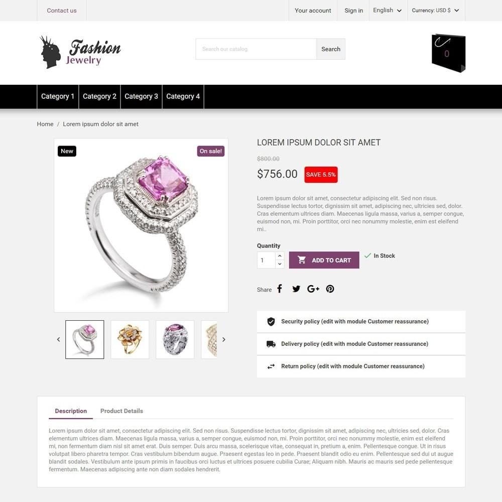 theme - Jewelry & Accessories - FashionJewelry - 4