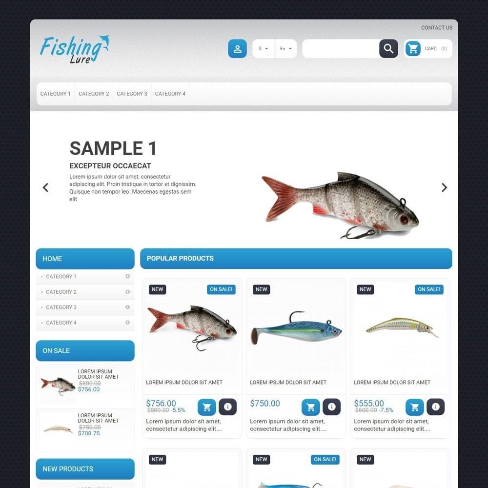 theme - Zwierzęta - FishingLure - 2