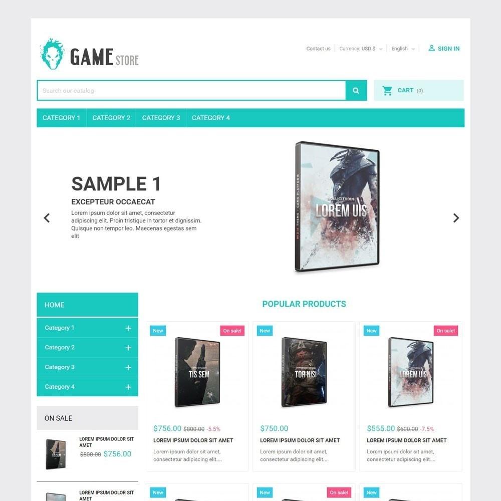 theme - Sport, Aktivitäten & Reise - GameStore - 2