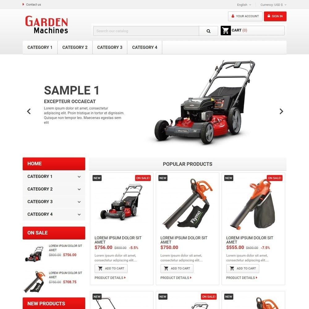 theme - Heim & Garten - GardenMachines - 2