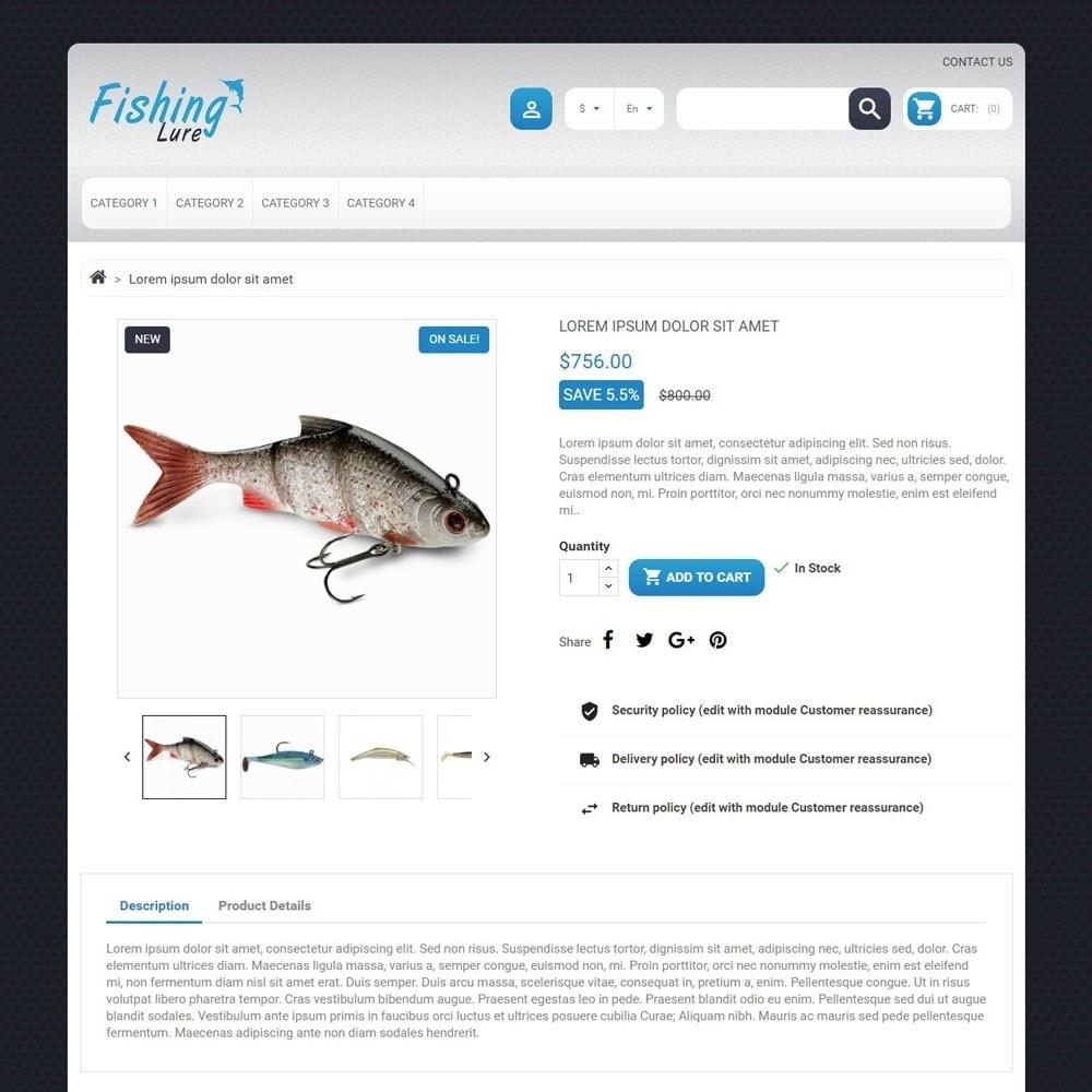 theme - Zwierzęta - FishingLure - 4