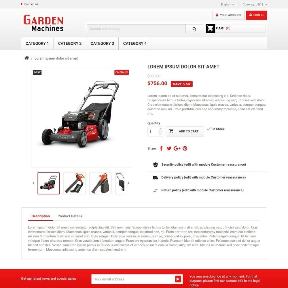 theme - Heim & Garten - GardenMachines - 4