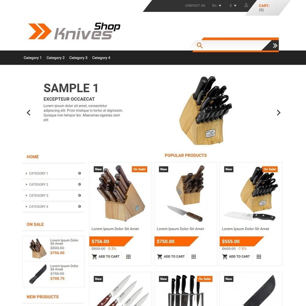 theme - Dom & Ogród - KnivesShop - 2