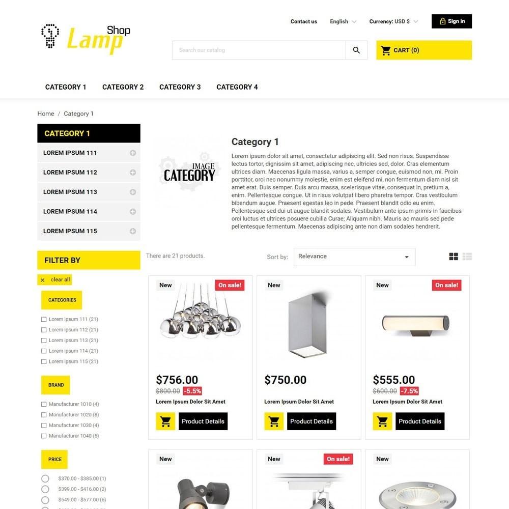 theme - Casa & Giardino - LampShop - 3