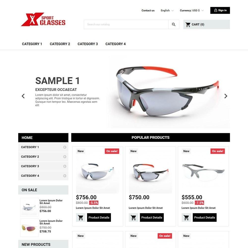 theme - Sport, Loisirs & Voyage - SportGlasses - 2