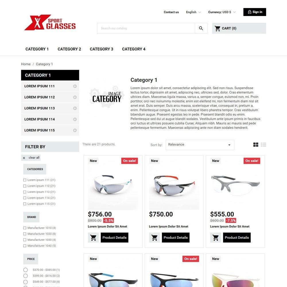 theme - Sport, Loisirs & Voyage - SportGlasses - 3